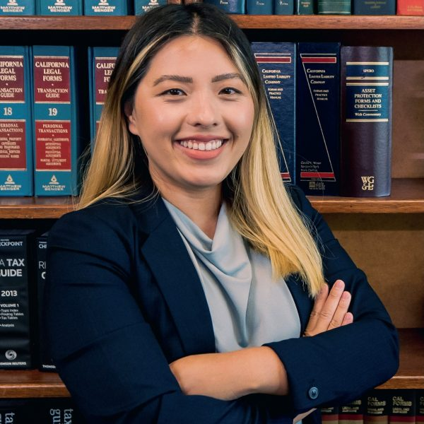 Attorney Stacy Chang